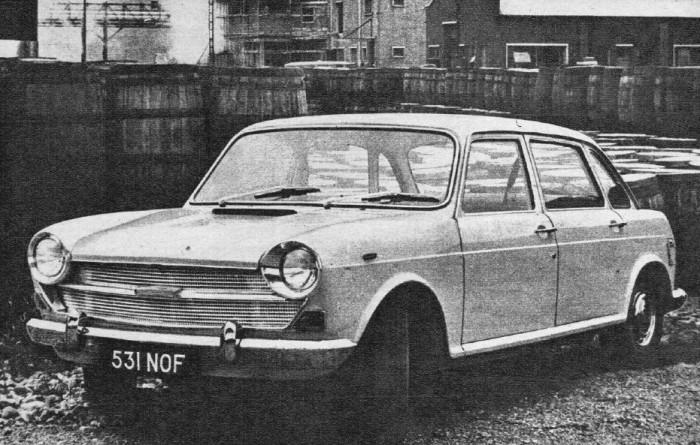 Austin 1800 1965