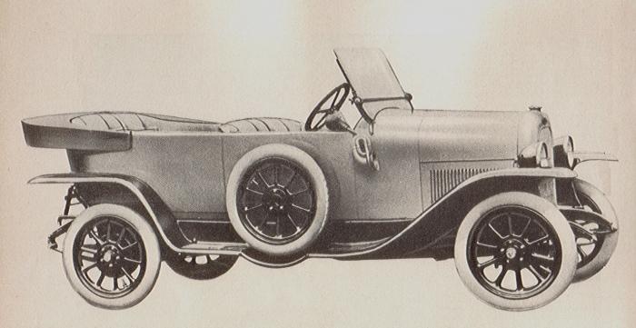 Fiat 501 1919