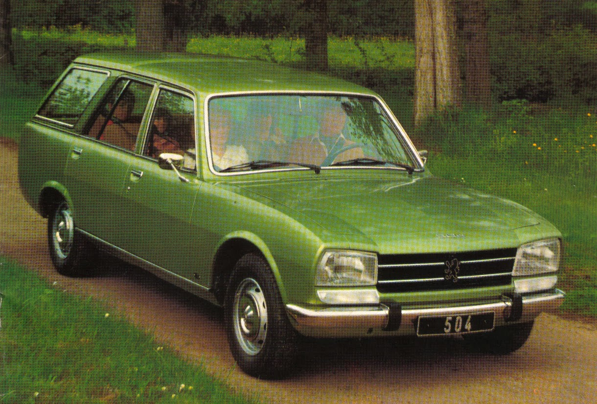 peugeot 504 break familiar 1979 archivo de autos. Black Bedroom Furniture Sets. Home Design Ideas