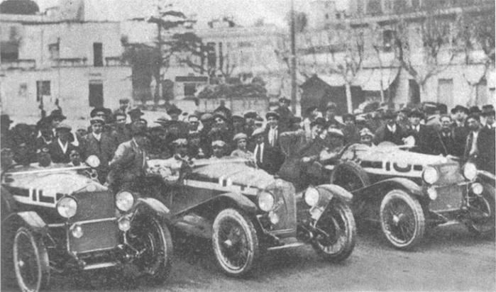 Mil Millas 1927