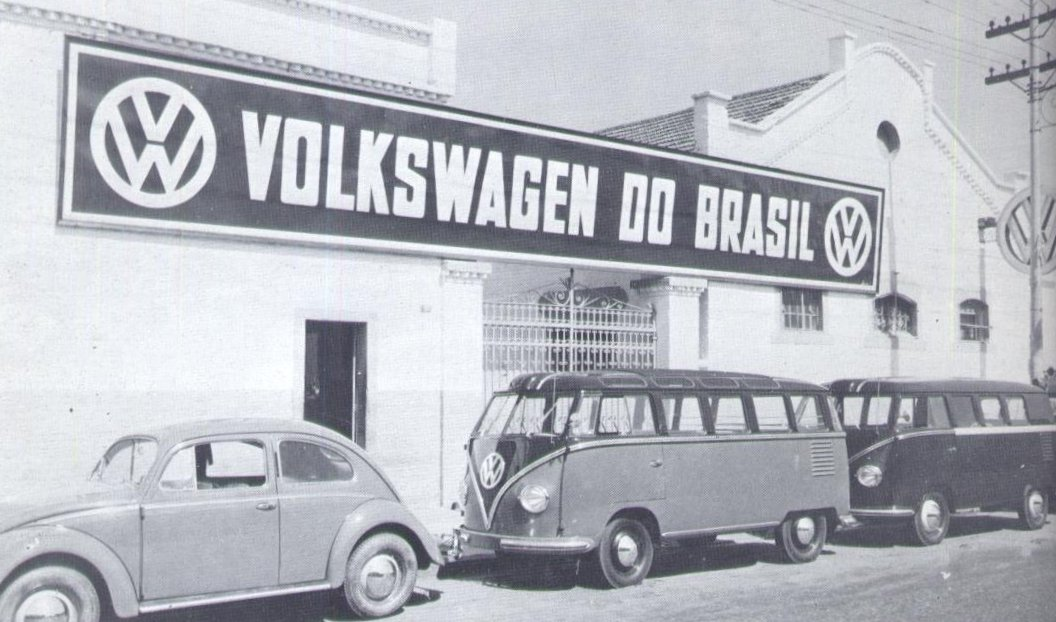 fundaci n de volkswagen do brasil archivo de autos
