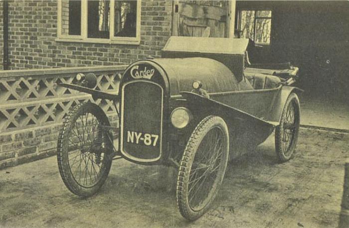 Carden 1921