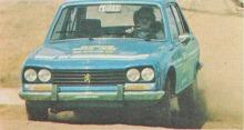 Peugeot 504 TN 1977