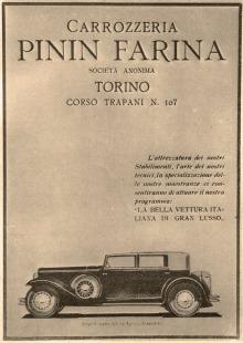 Carroceria Pinin Farina