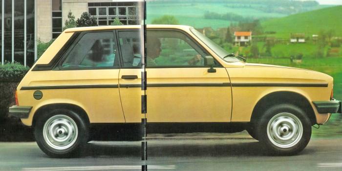 Citroën LNA 01