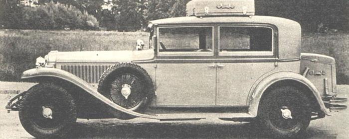 Lancia Dilambda 1929