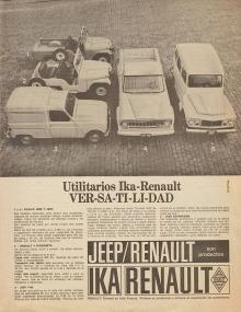 Publicidad Jeep 21 jul 1969