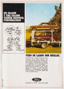 Publicidad de la revista Primera Plana número 294 del 13 al 19 de agosto de 1968.