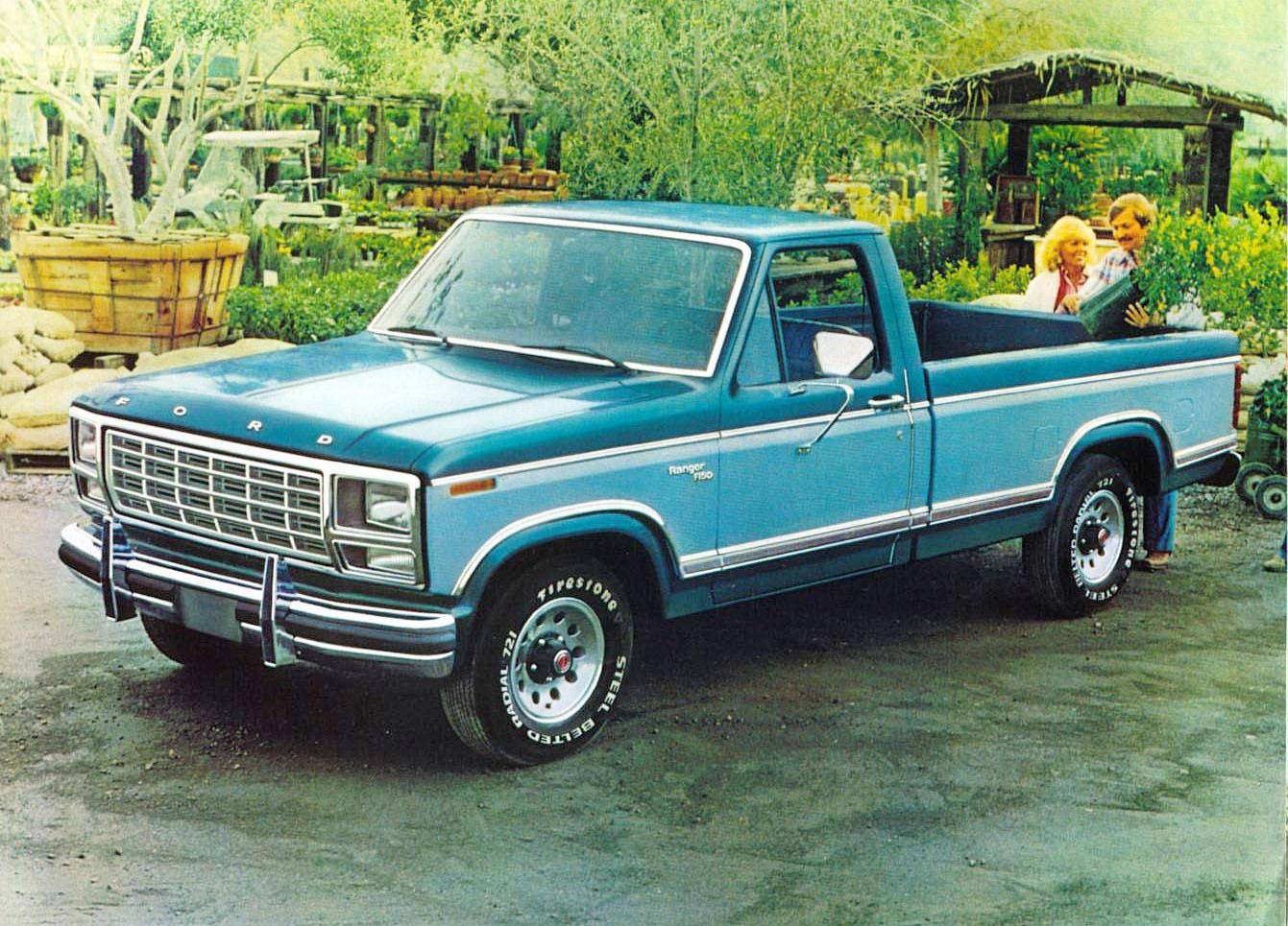 Ford Explorer 1980 >> Las Ford de Estados Unidos de 1980 | Archivo de autos