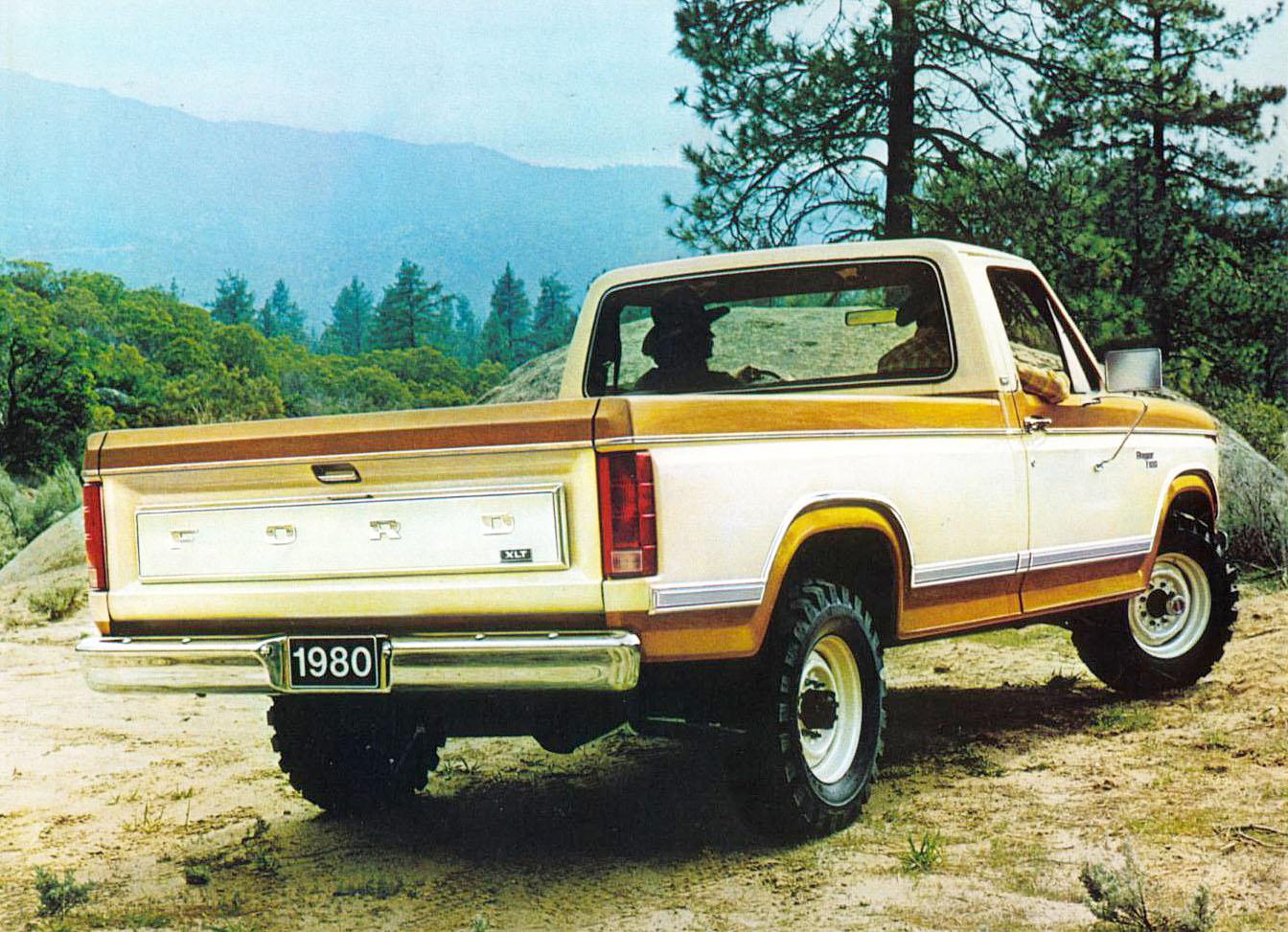 las ford de estados unidos de 1980 | archivo de autos