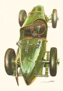 MG Magnette K-3 1934