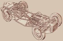 Ferrari 500 Mondial 1954