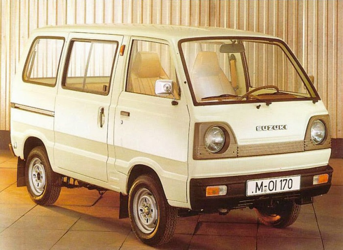 Suzuki Carry 1983