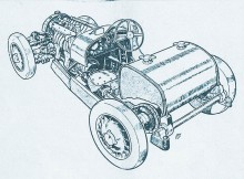 Bugatti Type 53 4x4 1932