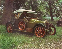 Calcott 1916