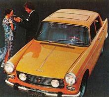 Peugeot 404 GP 1973