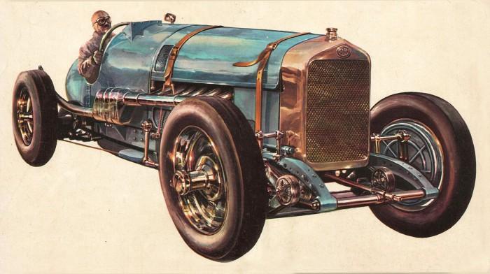 Delage V12 1924
