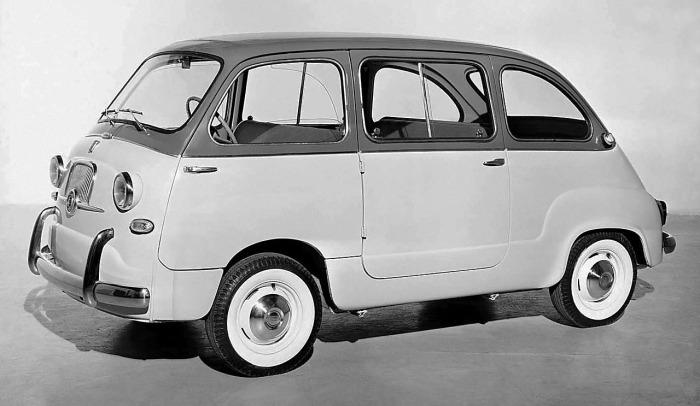 Fiat 600 Multipla 1956
