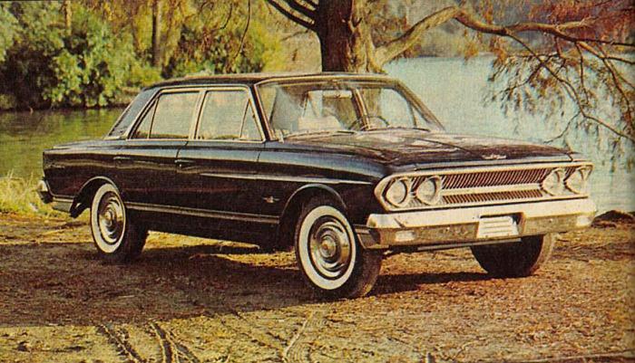 Rambler Ambassador 1963-1965