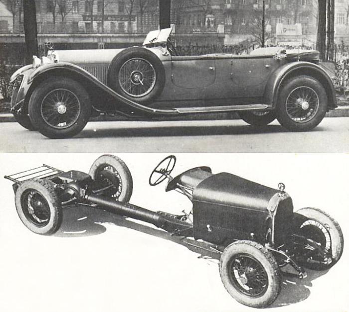 Austro Dailmler ADR 1927