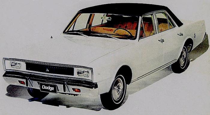Dodge Coronado Automatic 1972