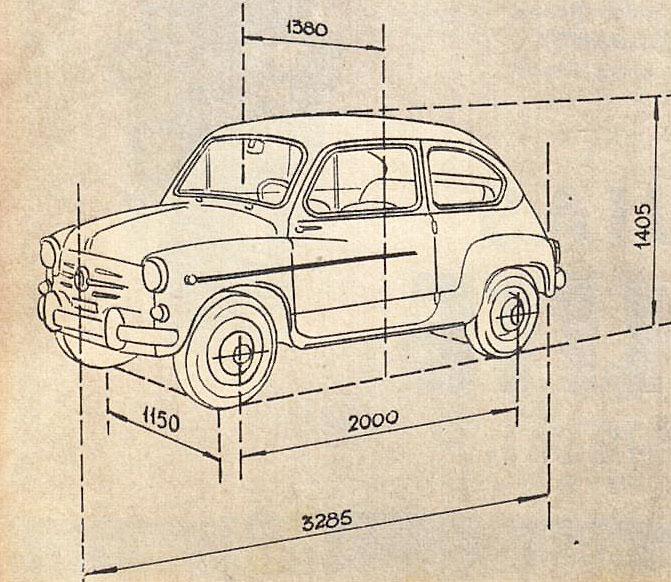 Fiat 600 D 1962-1964
