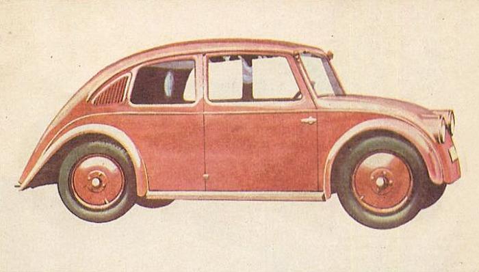 Tatra V570 1933
