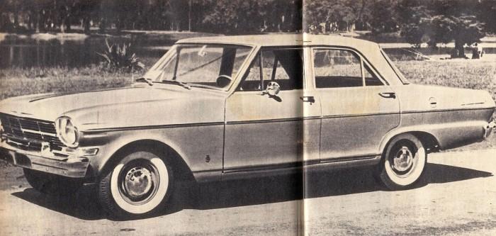 Chevrolet 400 01