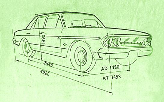 Rambler Classic 660 1963-1965