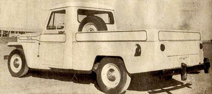 Baqueano 500 1961