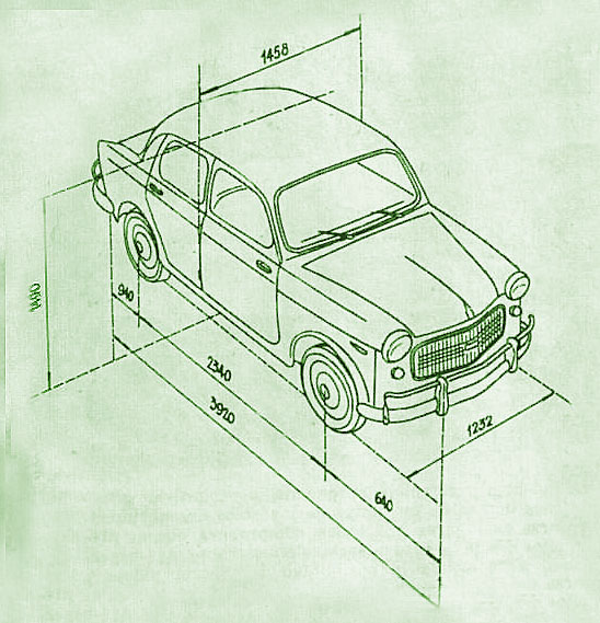 Fiat 1100 1960-1963