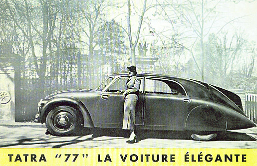 Tatra 77 02