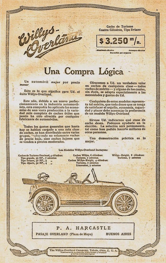 Willys-Overland 1917