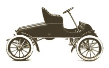 Ford A Runabout del año 1903.