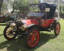 Hupmobile 20 Runabout 1909