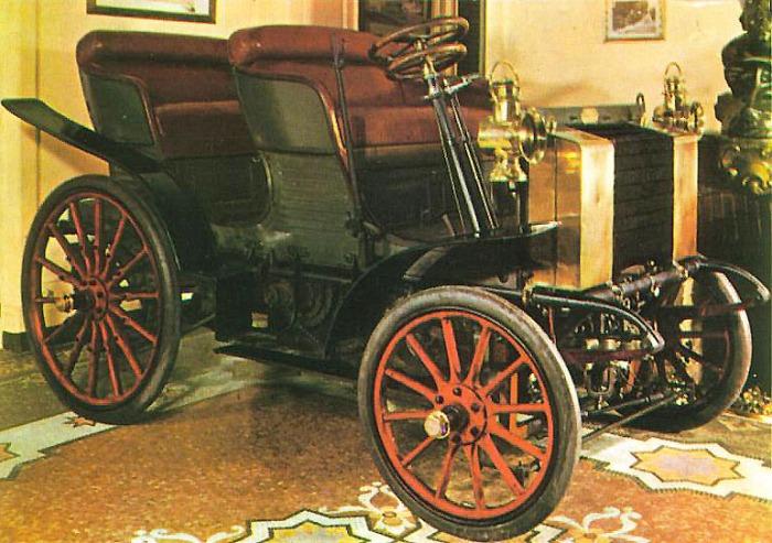 Audibert & Lavirotte 1898