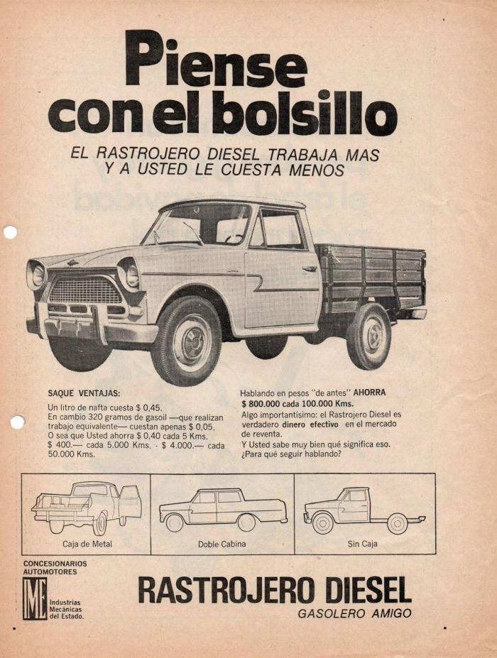 Caburé 1970