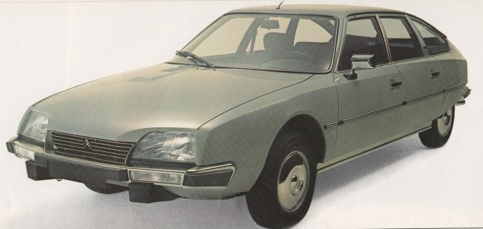 Citroën CX Pallas 1979