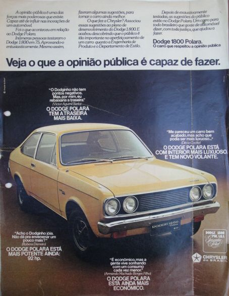 Dodge 1800 Polara