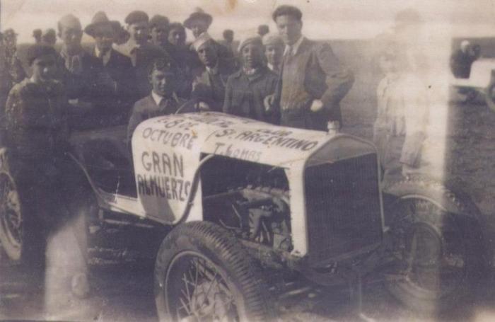 El Ford T del abuelo