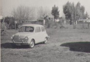 Fiat 600 Tío Pedro