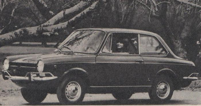 Fiat 800 Coupe 1967