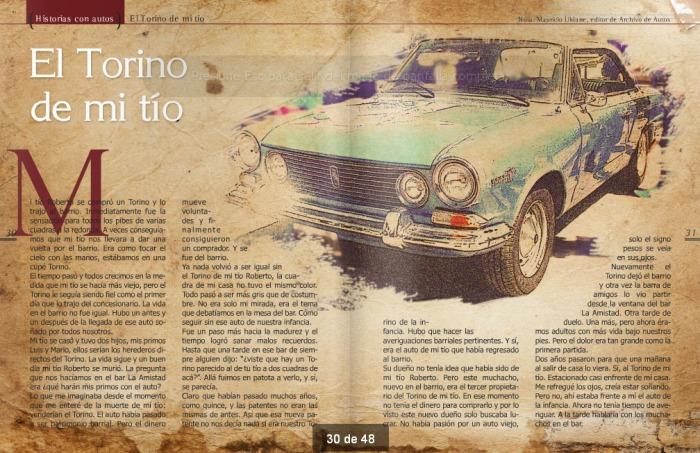 Historias con autos