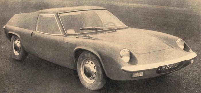 Lotus Europa 1967