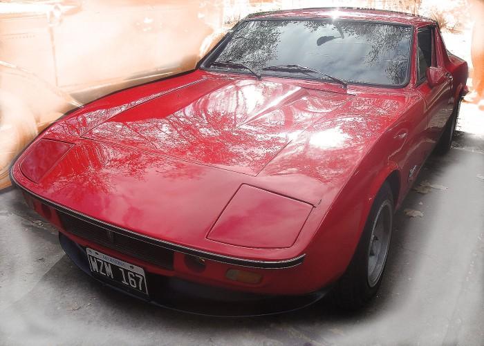 Tulieta GT 01