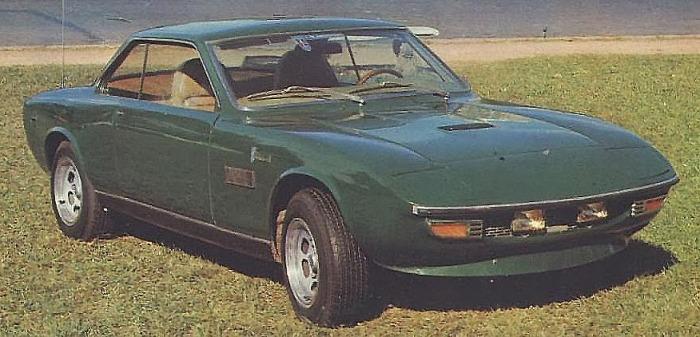 Tulieta GT Coupe 1981