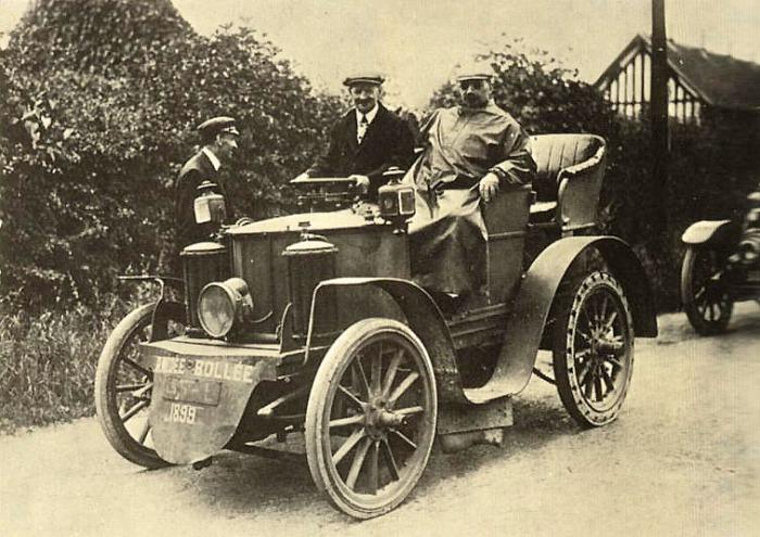 Amédée Bollée 1899