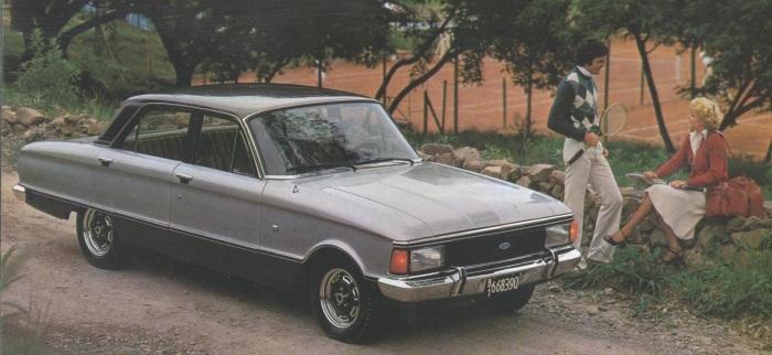 Falcon Sprint 1978