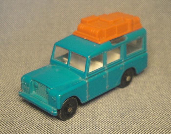 Land Rover Safari 06
