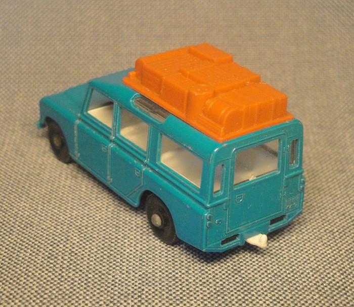 Land Rover Safari 07